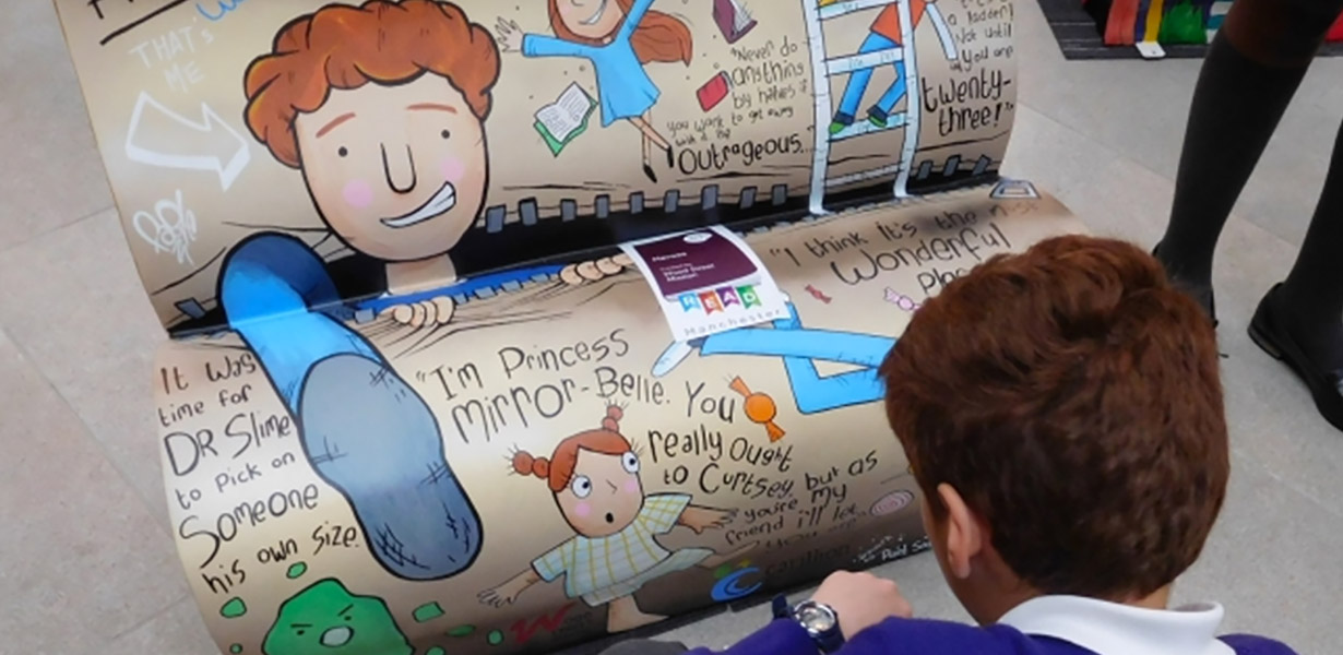 BookBench Trail