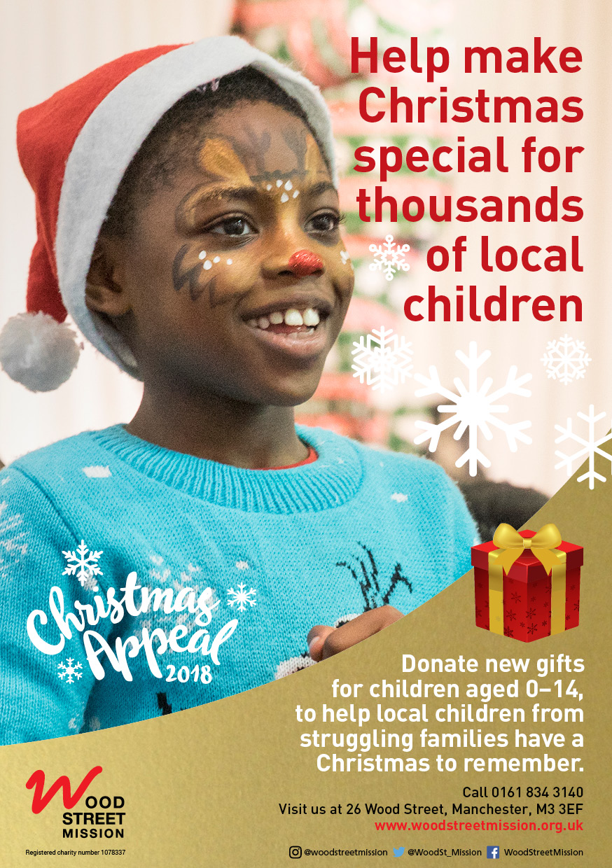 Help With Christmas Gifts.Making Christmas Special For Thousands Of Local Children