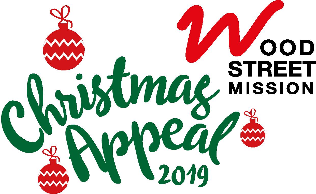 Christmas 2019 appeal logo